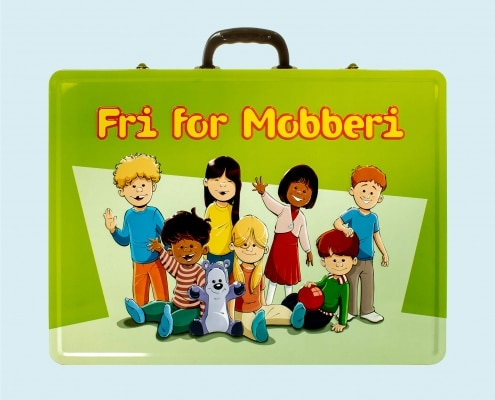 Fri for Mobberi kuffert 3 - 6 år