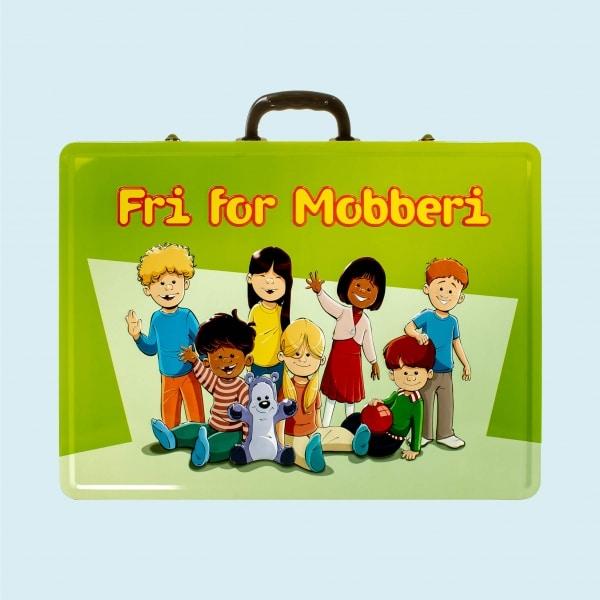 Fri for Mobberi kuffert 3 - 6 år