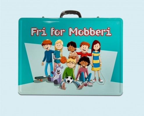 Fri for Mobberi kuffert til 6 - 9 år