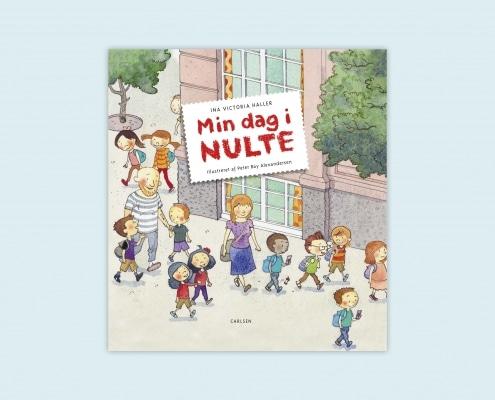 Bog: Min dag i nulte. Del af Fri for Mobberi