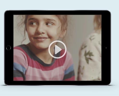 Fri for Mobberi-film med børn