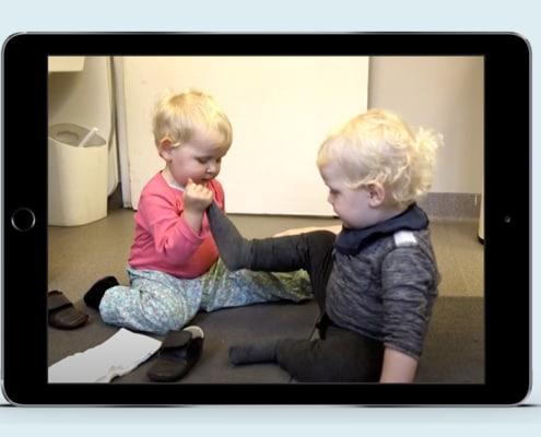 Film om børn og rutiner